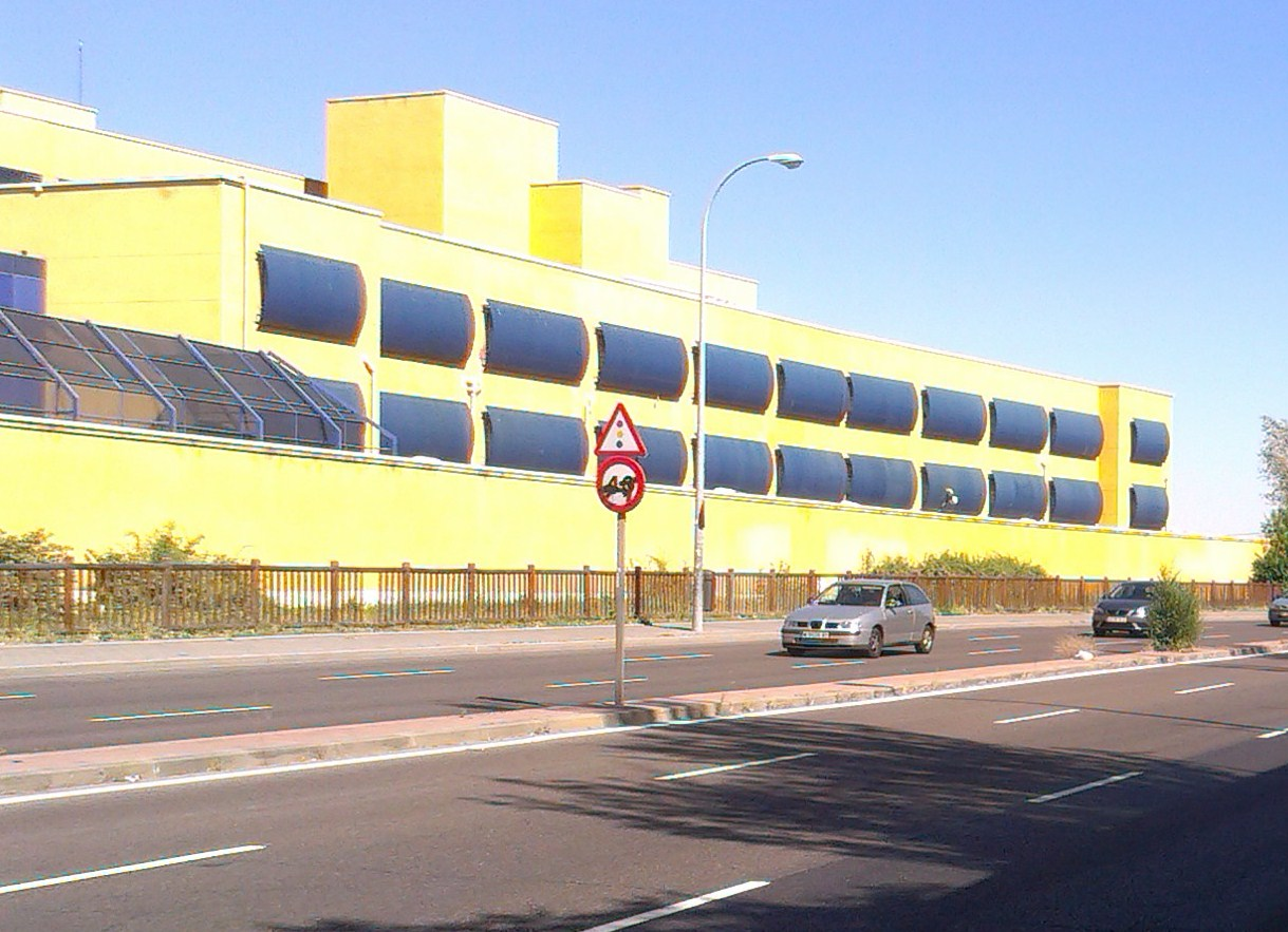 centro de internamiento de Madrid