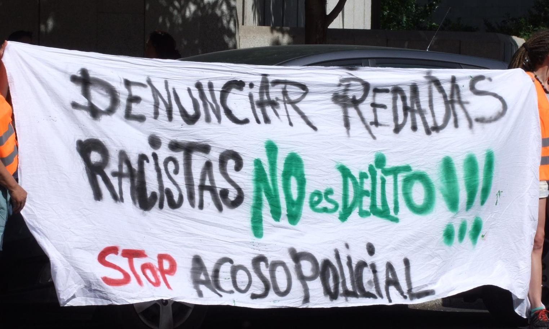 Brigadas-Vecinales-DDHH- denunciar las redadas racistas no es delito